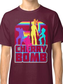 Cherry Bomb (Full) Classic T-Shirt
