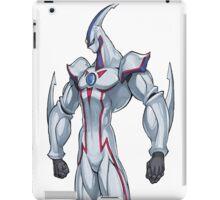 elemental hero neos yugioh iPad Case/Skin