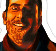 Negan Fanart- Orange Ver. Sticker