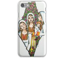 Palestinian mothers iPhone Case/Skin