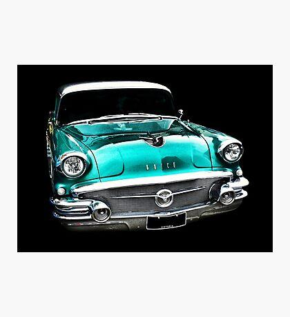 Blazing Buick Photographic Print