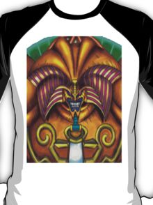 exodia the forbidden one yugioh T-Shirt