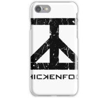 Chickenfoot Logo  iPhone Case/Skin