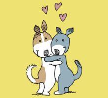 puppy love Baby Tee