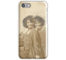 Anonymous Heritage No. 1 iPhone Case/Skin