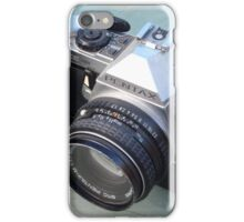 Pentax ME super SE iPhone Case/Skin