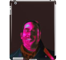 Negan Fanart- Magenta Ver. iPad Case/Skin