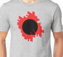 Quindustries R&D Logo Red Unisex T-Shirt