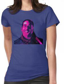 Negan Fanart- Hell Ver. Womens Fitted T-Shirt