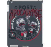 Zombie Fun Run iPad Case/Skin