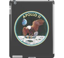 apollo 11 missions iPad Case/Skin