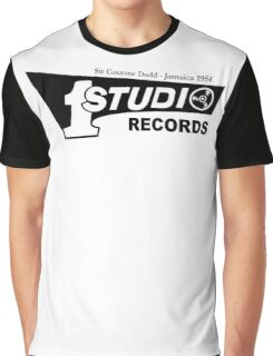 Studio 1 Ordinary Style Graphic T-Shirt