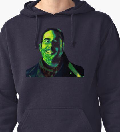 Negan Fanart- Green Ver. Pullover Hoodie