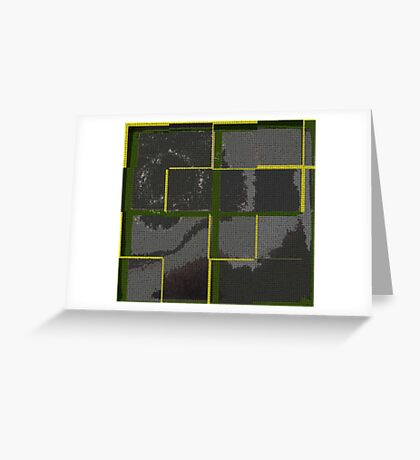Fractions Greeting Card