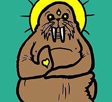 Spirit Walrus by Jonah Block