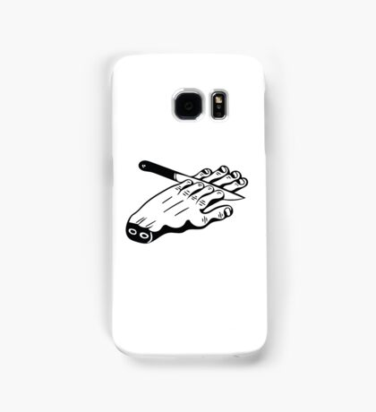 Hand Samsung Galaxy Case/Skin