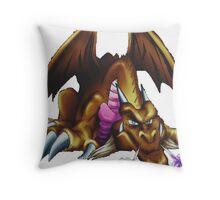 thousand dragon yugioh Throw Pillow