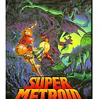 Super Metroid by Simsoba