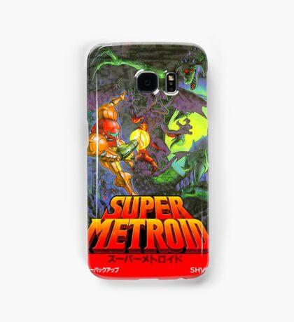 Super Metroid Samsung Galaxy Case/Skin