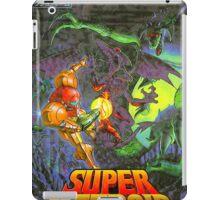 Super Metroid iPad Case/Skin