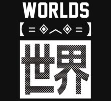 WORLDS Design by ngud