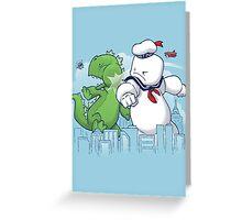 Mallow Titan Greeting Card