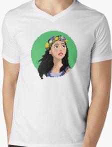 Gilda Mens V-Neck T-Shirt