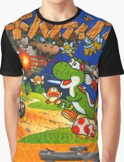 Yoshi Safari Graphic T-Shirt