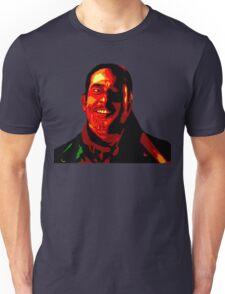 Negan Fanart- Posterized Copper Ver. Unisex T-Shirt