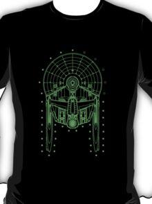 Star Trek II Wrath of Khan Reliant Tactical Display T-Shirt