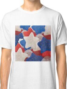 stars and stripes marshmallow wear Classic T-Shirt
