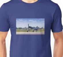 F4U Corsair Taxi Back - CAF Heart of America Wing 2015 Airshow Unisex T-Shirt