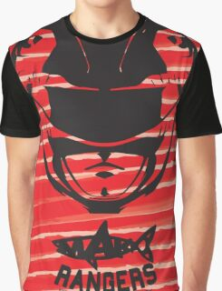 Red Ranger Graphic T-Shirt