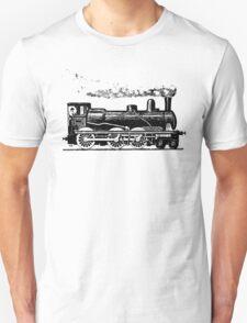 Vintage European Train  Unisex T-Shirt