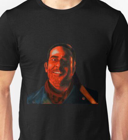 Negan Fanart- Crimson Ver. Unisex T-Shirt