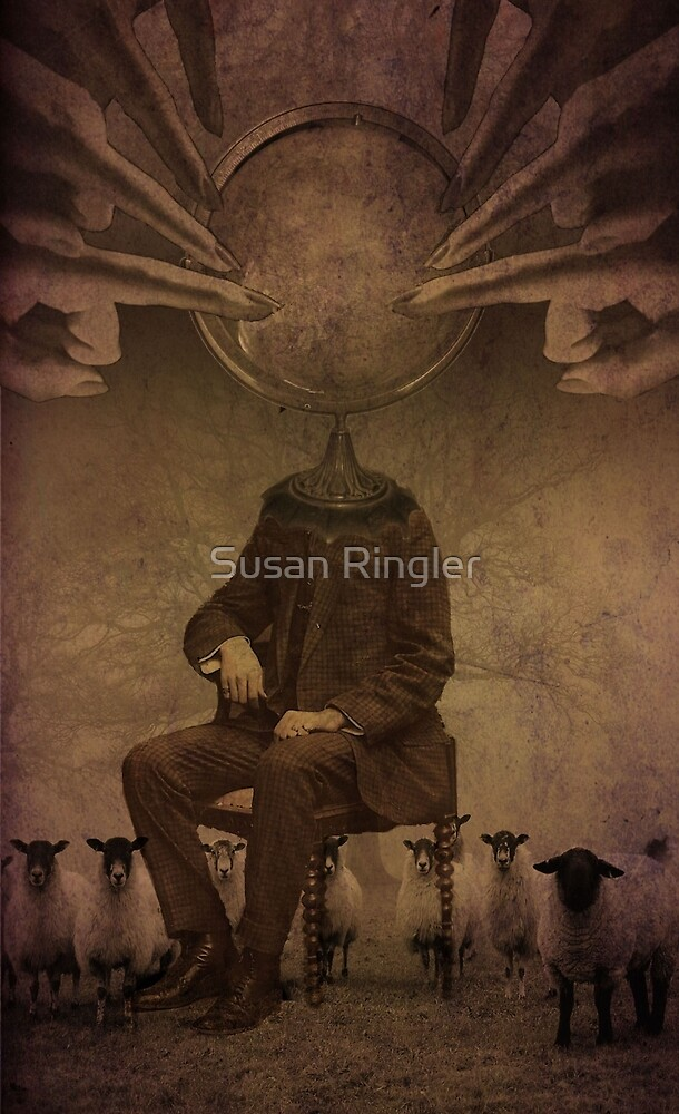 Follow him...he will lead you by Susan Ringler
