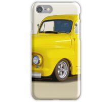 1952 Ford F100 Custom Pickup iPhone Case/Skin