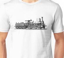 Vintage European Train A3 Unisex T-Shirt