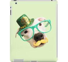 St Patricks Day Dog iPad Case/Skin