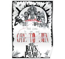 The Black Parade Is Dead! Poster