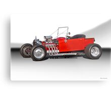 1927 Ford Bucket T Roadster Pickup Metal Print