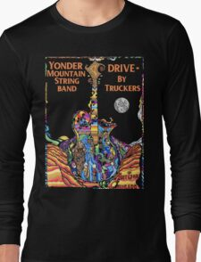 WILLIAMS03 Drive-By Truckers american band Tour 2016 Long Sleeve T-Shirt