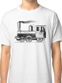 Vintage European Train A7 Classic T-Shirt
