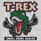 T-Rex Small Arms Dealer by David Ayala