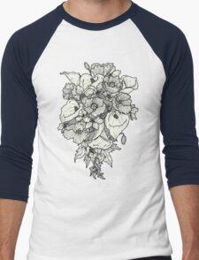 Collection #1 Men's Baseball ¾ T-Shirt