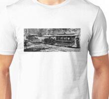 Vintage European Train A8 Unisex T-Shirt