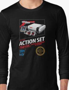 Super Action Set Long Sleeve T-Shirt
