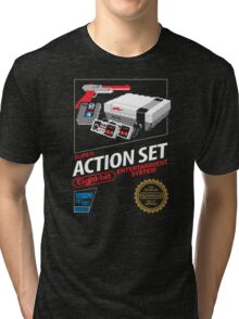 Super Action Set Tri-blend T-Shirt