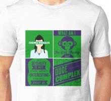 Orphan Black - Cosima Niehaus Unisex T-Shirt