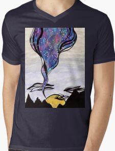 Mist of the Starlight Moon  Mens V-Neck T-Shirt
